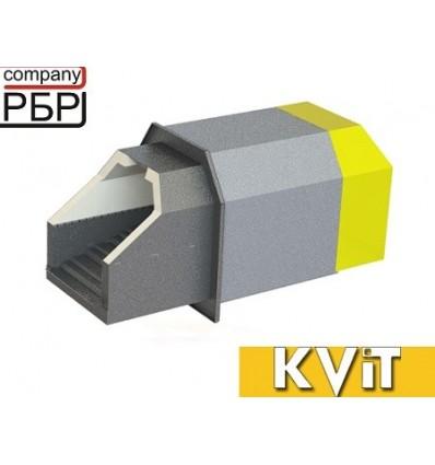 Пелетний пальник Kvit Optima M 400 кВт