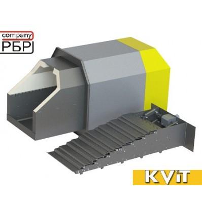 Пелетний пальник Kvit Optima M 1000 кВт