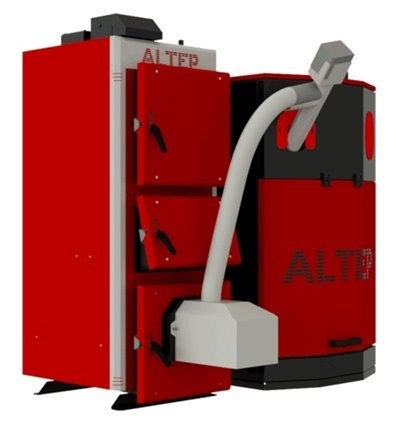 Котел твердопаливний пелетний Altep Duo Uni Pellet 75 кВт