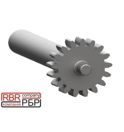 Вал привода KIPI 16-26 кВт