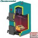 Котел Centrometal EKO-CK P 20 кВт + пальник KIPI 26 кВт + бункер