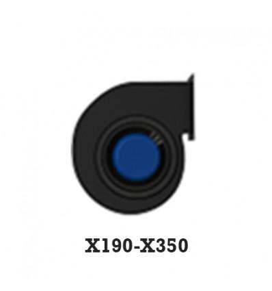 Вентилятор додатковий для Pellas Х190-Х350