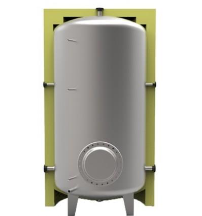 Бойлер ВВТ-2000 с антикоррозионной защитой