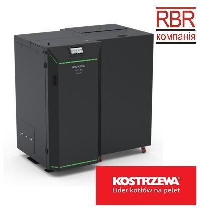 Котел Kostrzewa ТWIN Bio Luxury COMPACT NE 12 кВт