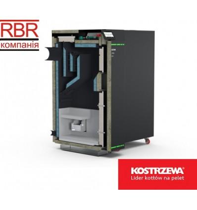 Котел Kostrzewa ТWIN Bio Luxury COMPACT NE 24 кВт
