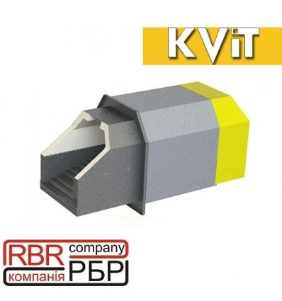 Пелетний пальник Kvit Optima M 700 кВт