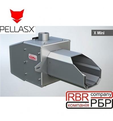Пальник PellasX Серії X Mini 26 кВт, Пальник PellasX Серії X Mini 26 кВт