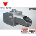 Пеллетная горелка PellasX X Mini 26 кВт
