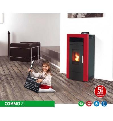 Камін Alfa-Plam Commo Compact