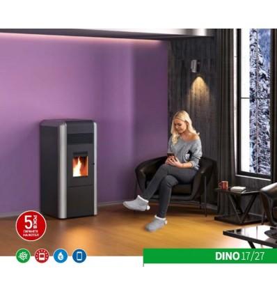Камін Alfa-Plam Dino 27