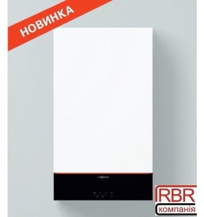Котел конденсационный двохконтурный Viessman VITODENS 100-W 3,2 - 19,0 кВт