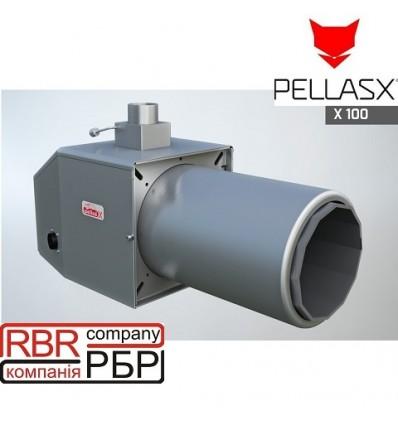 Пеллетная горелка Pellas X 100 кВт