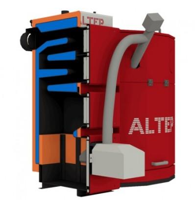 Котел твердопаливний пелетний Altep Duo Uni Pellet 33 кВт