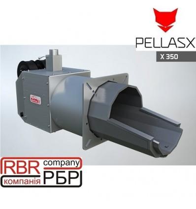 Пеллетная горелка PellasX 350 кВт