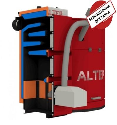 Котел твердотопливный пеллетный Altep Duo Uni Pellet 120 кВт