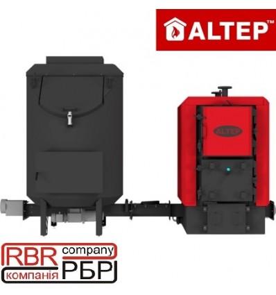 Котел твердотопливный пеллетный Altep Bio 95 кВт