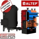 Котел твердопаливний Altep Bio 400 кВт