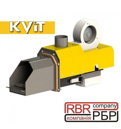 Пеллетная горелка Kvit Lyuta 27 кВт