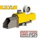 Пелетний пальник Kvit Lyuta 80 кВт