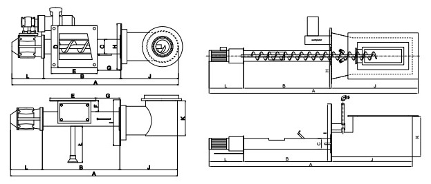 ретортний пальник Pancerpol Standard
